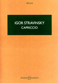 Capriccio (Revised 1949)