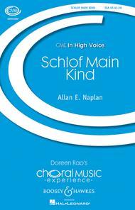 Schlof Main Kind (A Yiddish Lullaby)