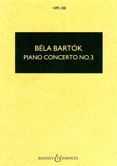 Piano Concerto No. 3 (1994)
