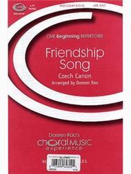 Friendship Song Czech Canon