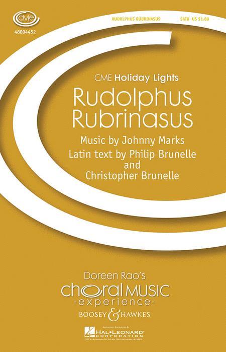 Rudolphus Rubrinasus