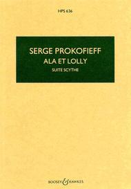 Scythian Suite, Op. 20