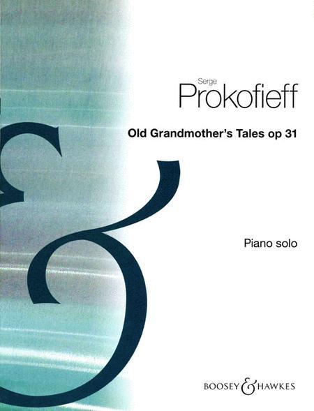 Old Grandmother's Tales, Op. 31
