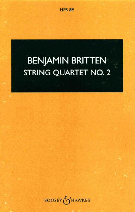 String Quartet No. 2, Op. 36