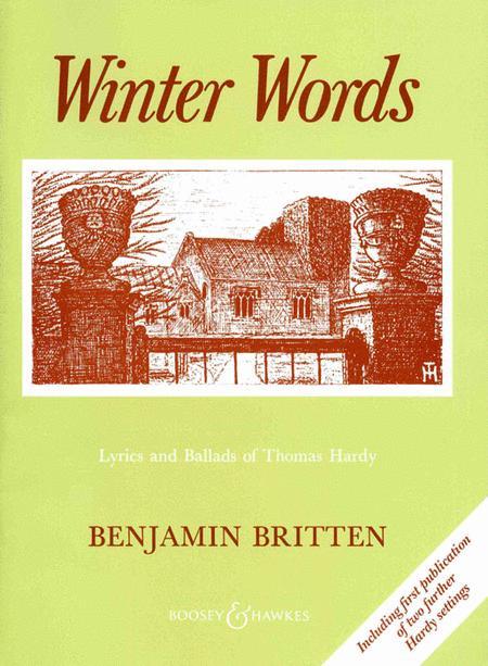 Winter Words, Op. 52