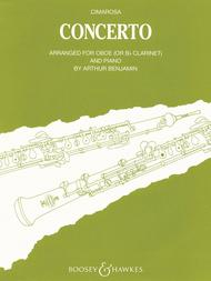 Concerto for Oboe and Orchestra