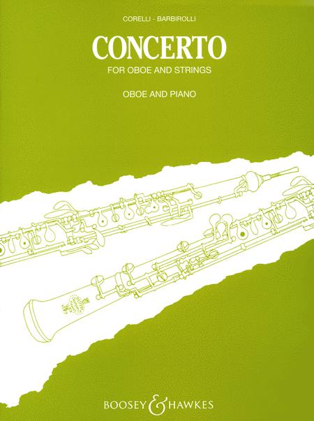 Concerto for Oboe and Strings