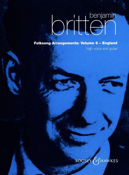 Folksong Arrangements - Volume 6: England