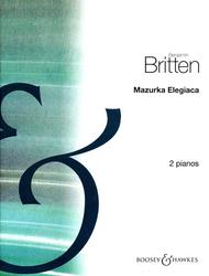 Mazurka Elegiaca, Op. 23, No. 2