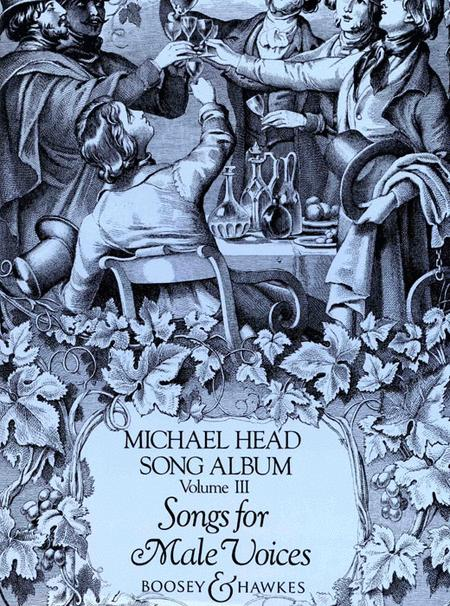 Michael Head Song Album - Volume III