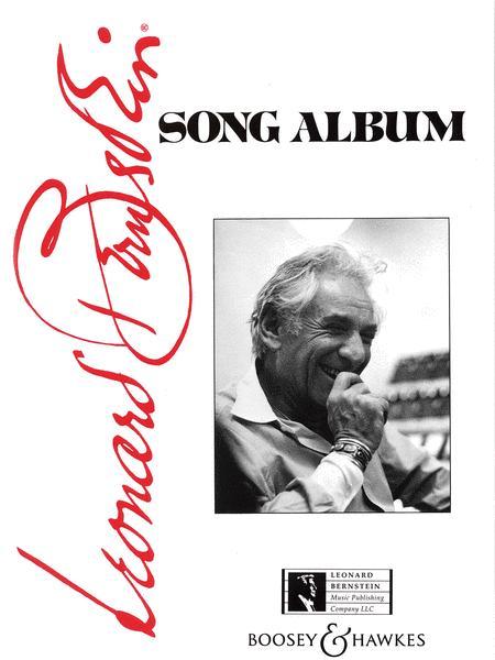 Leonard Bernstein: Song Album