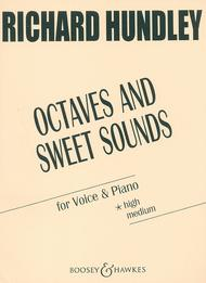 Octaves And Sweet Sounds - High Voice/Piano