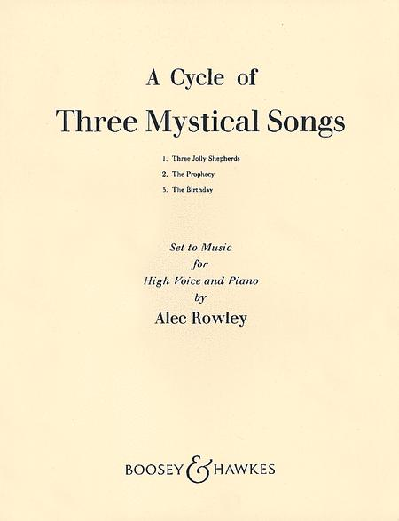 A Cycle of Three Mystical Songs