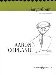 Aaron Copland - Song Album
