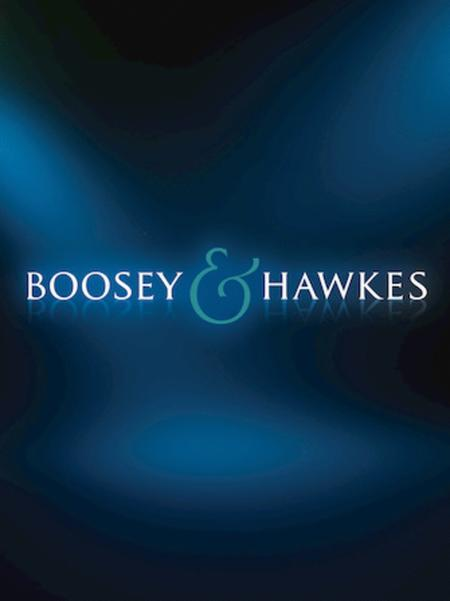 To Be Sung Upon the Water
