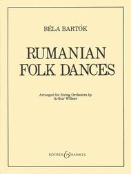 Rumanian Folk Dances