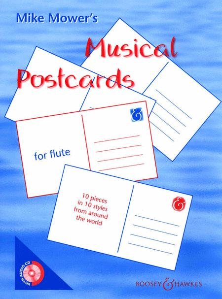Musical Postcards - Flute