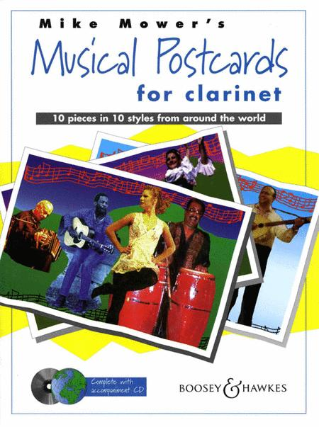 Musical Postcards - Clarinet