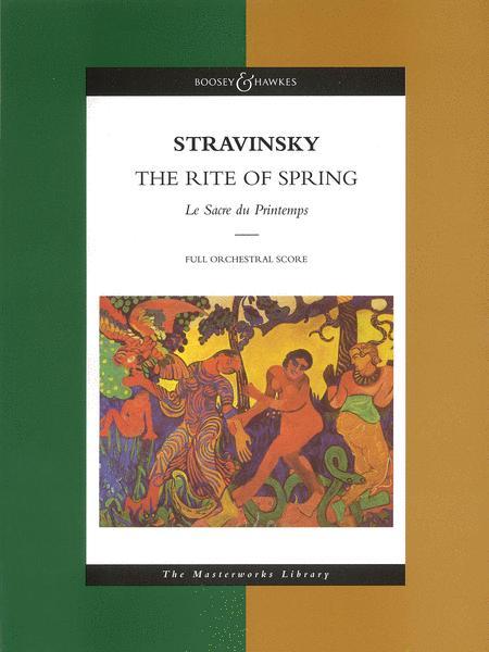 Stravinsky - The Rite of Spring