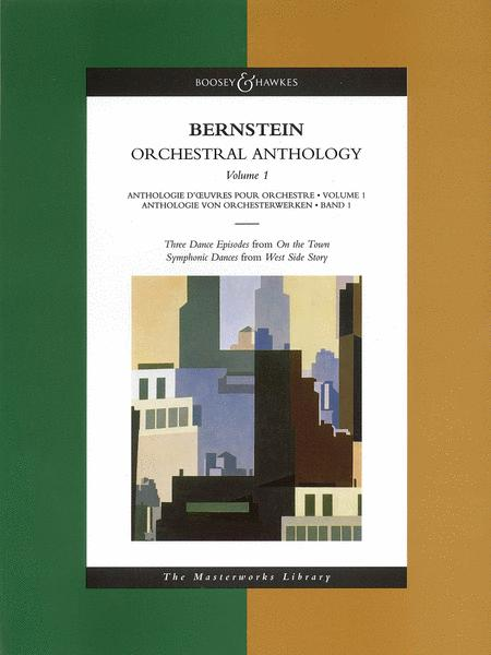 Bernstein - Orchestral Anthology, Volume 1