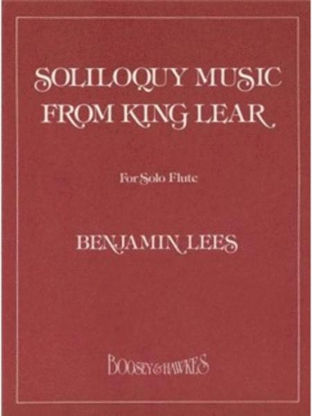 Soliloquy Music from King Lear