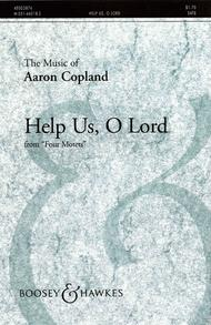Help Us, O Lord