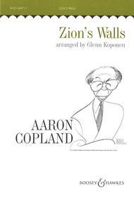 Zion's Walls