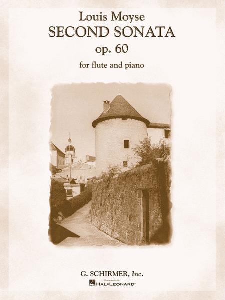 Louis Moyse - Second Sonata, Op. 60