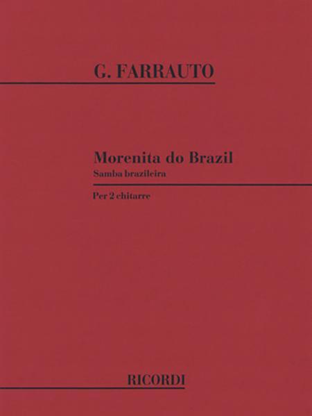 Morenita do Brazil