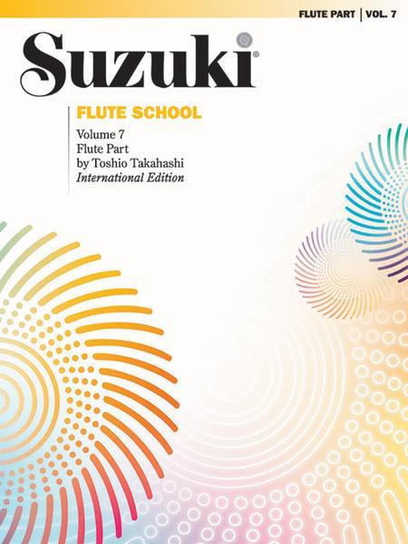 Suzuki Flute School, Volume 7
