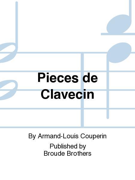 Pieces de Clavecin. PF 41
