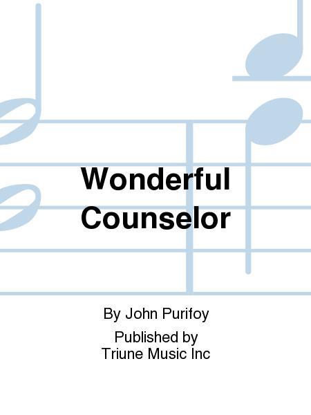 Wonderful Counselor