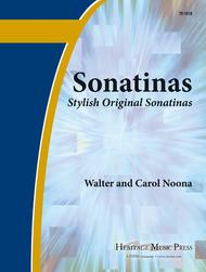 Sonatinas: First Book of Sonatinas