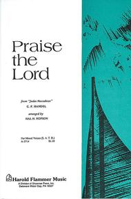 Praise the Lord (from Judas Maccabeus)