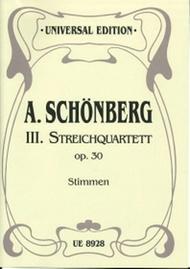 Third String Quartet, Op. 30