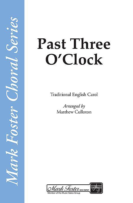 Past Three O'Clock