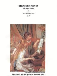 Thirteen Pieces, Op. 76