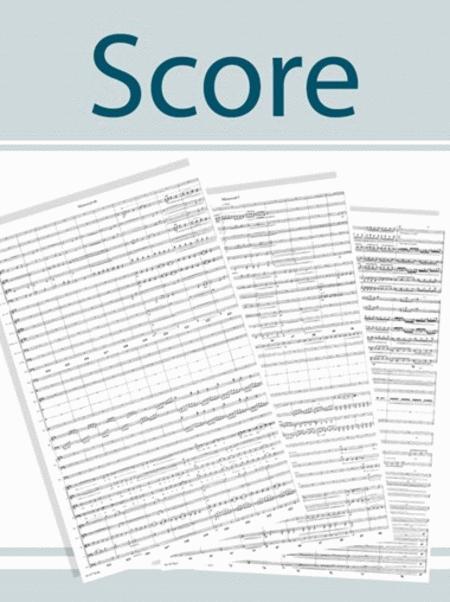 Festive Fanfare on the Ash Grove - Organ Score
