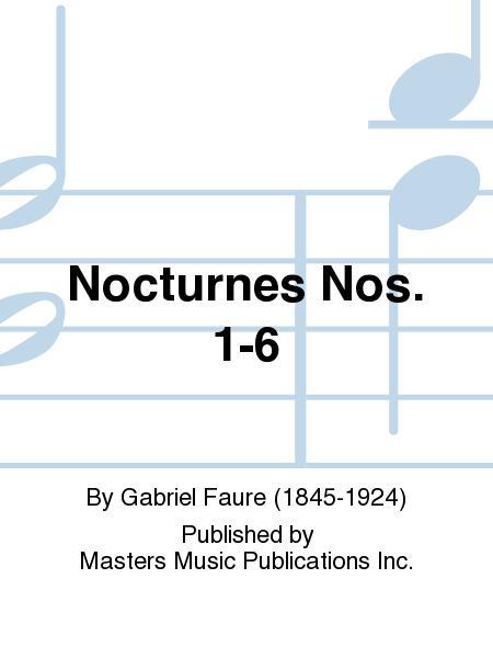 Nocturnes Nos. 1-6