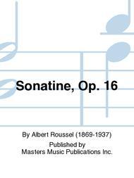 Sonatine, Op. 16