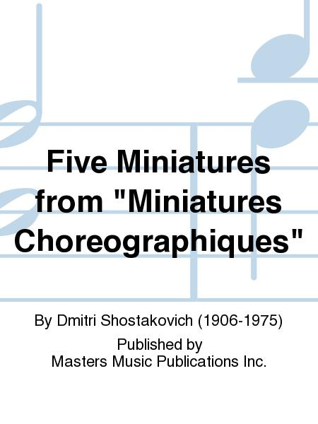 Five Miniatures from