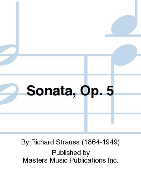Sonata, Op. 5