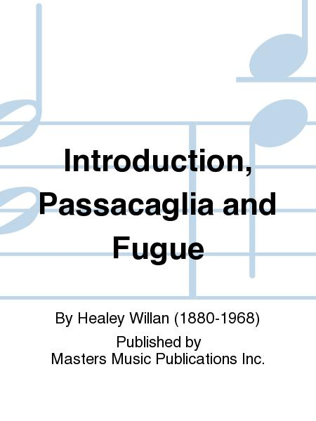 Introduction, Passacaglia and Fugue