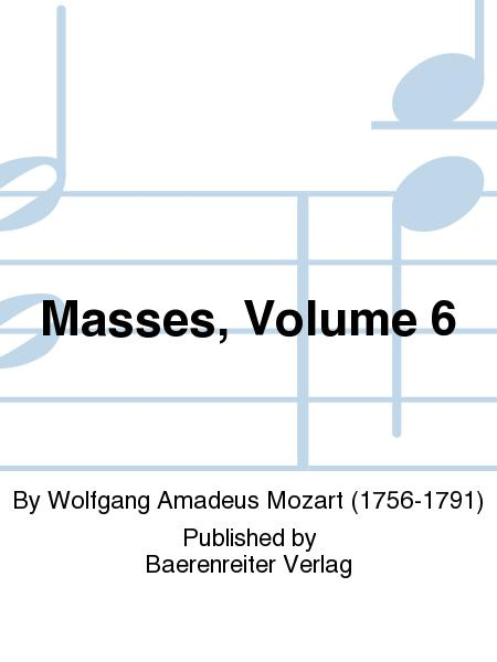 Masses, Volume 6