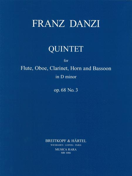 Quintett in d op. 68 Nr. 3