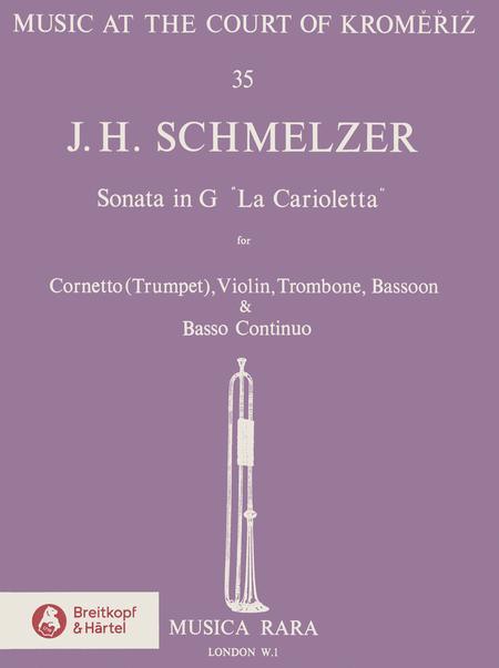 Sonate 'La Carioletta'