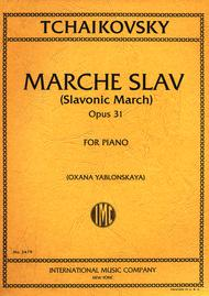 Marche Slav (Slavonic March) Opus 31