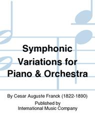 Symphonic Variations for Piano & Orchestra