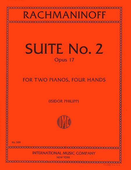Suite No. 2, Opus 17