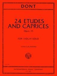 Etudes & Caprices, Op. 35